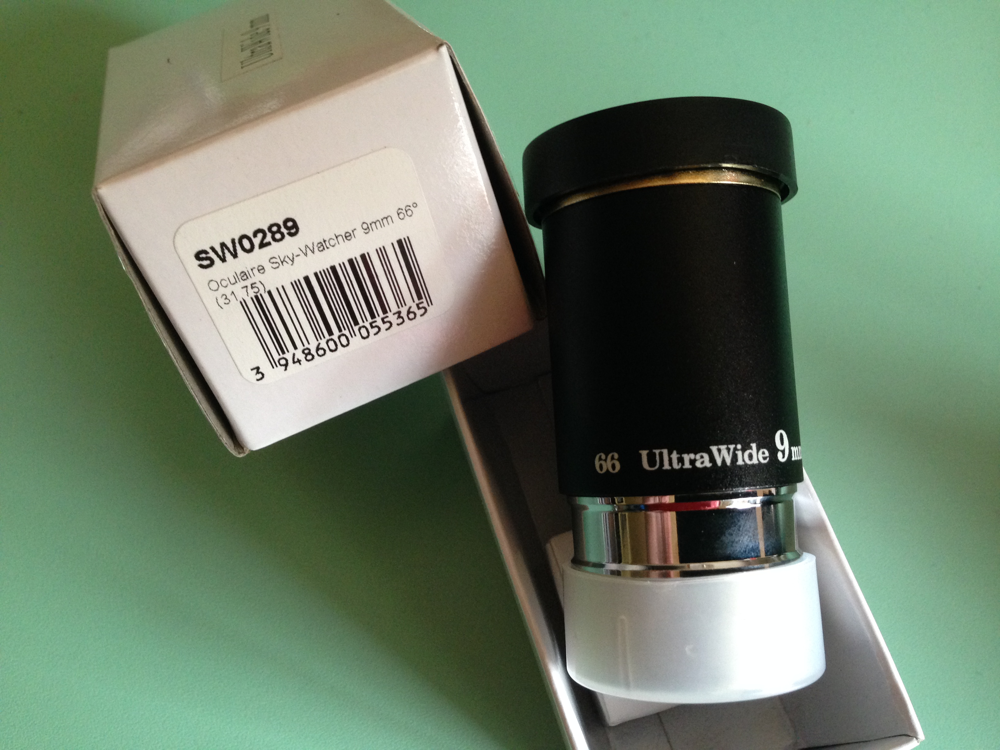 Oculaire Sky-Watcher 9mm 66°
