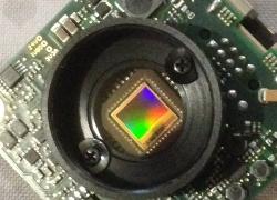 capteur électronique Cmos