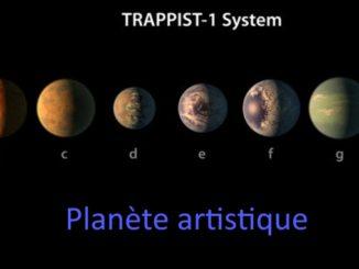 Planète artistique