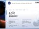 ticket officiel du voyage vers mars