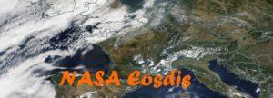 lien vers le site NASA EOSDIS satellite