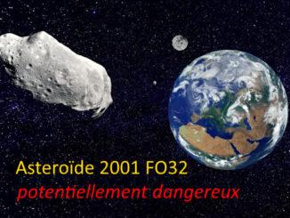 asteroide 2001 FO32
